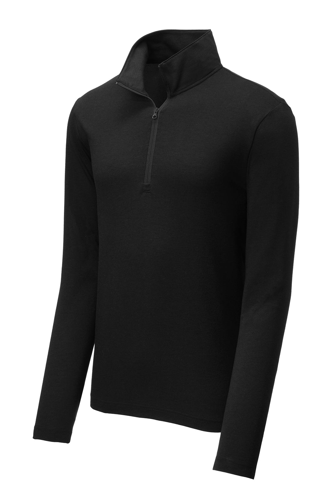 Fusion Performance Quarter-Zip - Black