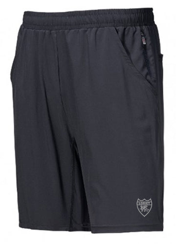 Doha Expert Performance Shorts - Black - Loriet Activewear