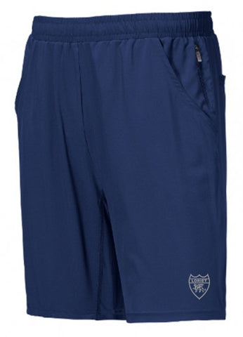 Doha Expert Performance Shorts - Navy - Loriet Activewear