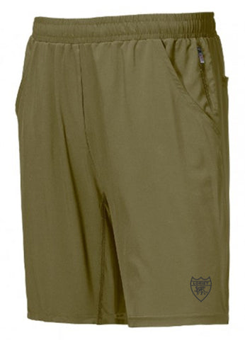 Doha Expert Performance Shorts - Olive - Loriet Activewear