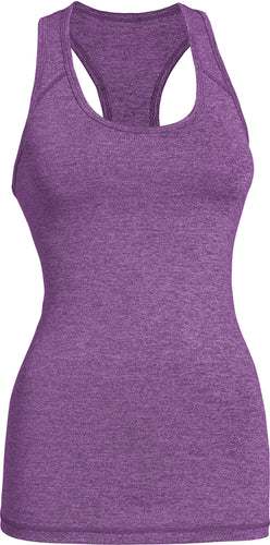 Racerback Performance Eyelet Tank Top - Loriet Activewear