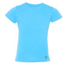Load image into Gallery viewer, Girls Comfort Active Tee - Loriet Activewear