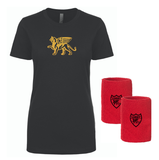 Gold Lion Kit Women - Loriet Activewear