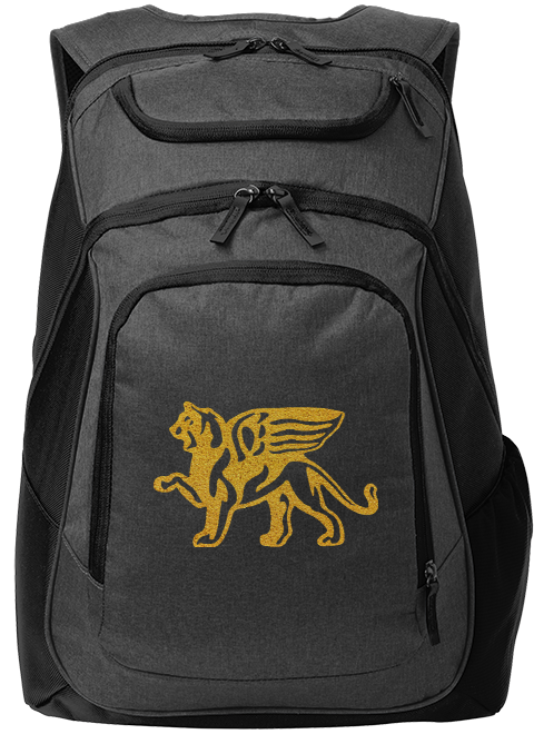 Multipurpose Performance Gold Backpack - Grey