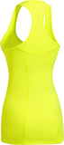 Racerback Performance Halo Tank Top - Loriet Activewear