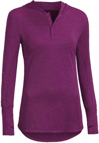 London Performance Hoodie - Loriet Activewear