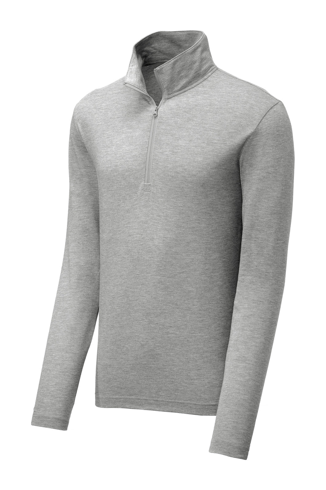 Fusion Performance Quarter-Zip - Grey