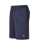 Heather Pro Performance Shorts - Loriet Activewear