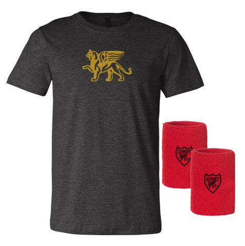 Gold Lion Kit Men - Loriet Activewear