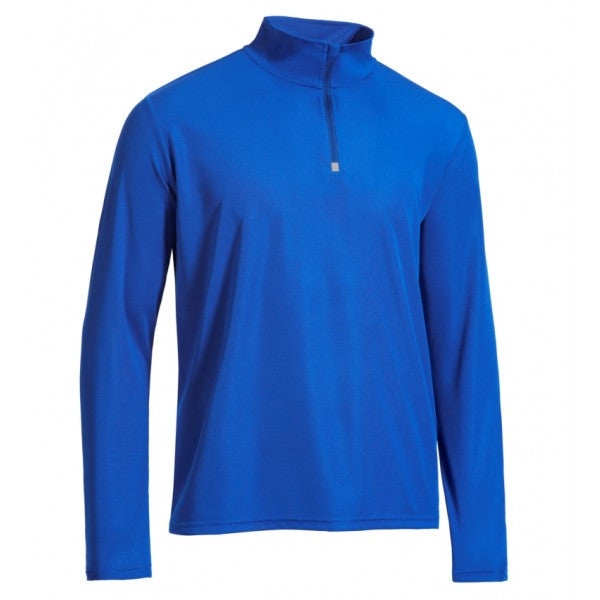 Quarter-zip Performance Pullover - Loriet Activewear