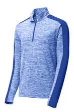 Load image into Gallery viewer, Laser Performance Quarter-Zip - Royal