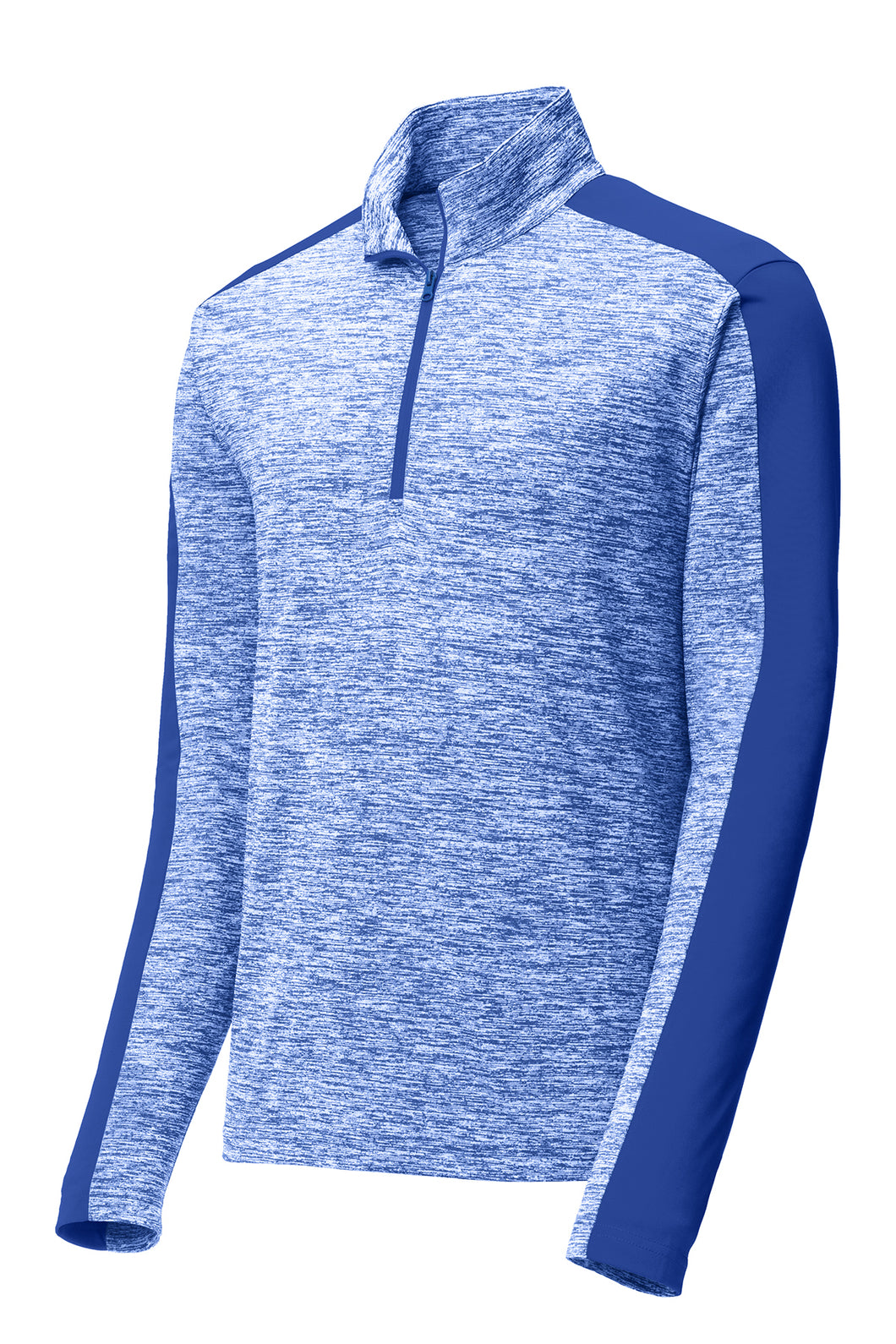 Laser Performance Quarter-Zip - Royal