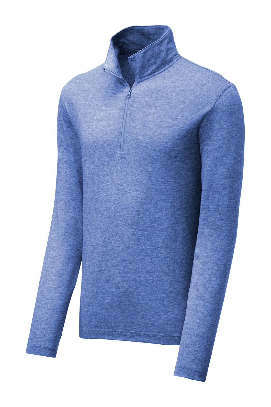 Fusion Performance Quarter-Zip - Royal