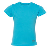 Girls Comfort Active Tee - Loriet Activewear