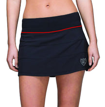 Load image into Gallery viewer, Vienna Performance Skort - Grey/Turquoise - Loriet Activewear