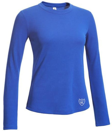 Ladies Long Sleeve Expert Tech Top - Loriet Activewear
