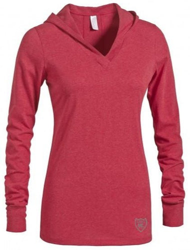 Active Soft Heather Hoodie - Loriet Activewear