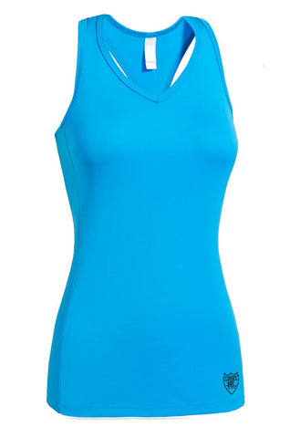 Performance V-Neck Racer Tank