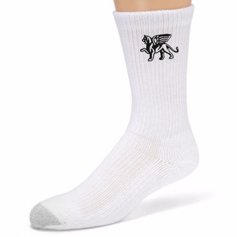 Men's Pro Team Lion Comfort Socks - Loriet Activewear