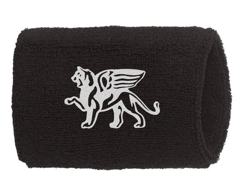 Pro Team Lion Logo Wristbands Pair