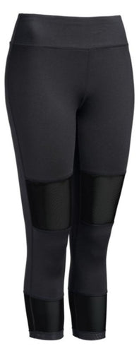 Flow Performance Capri Leggings - Black
