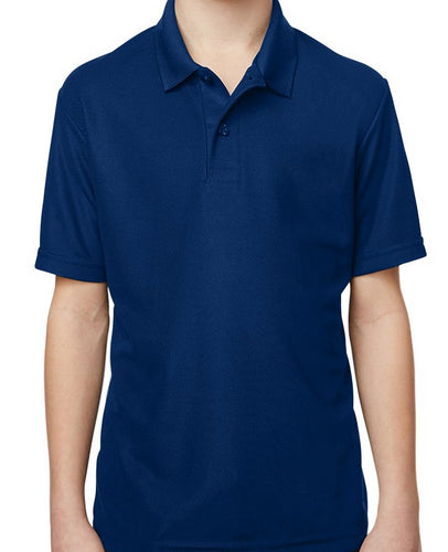 Boys Performance Polo - Loriet Activewear