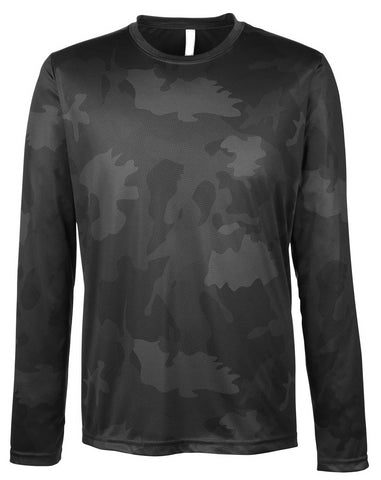 Long Sleeve Miami Performance Top - Loriet Activewear