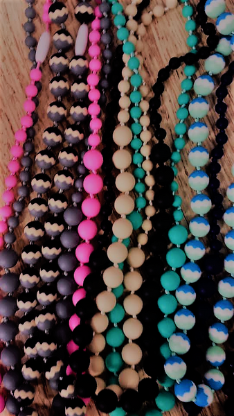Mom's chewerly beads!