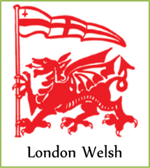 Old London Welsh Rugby Shirts