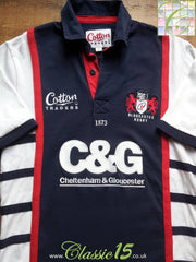 2005/06 Gloucester Away Rugby Shirt (S)
