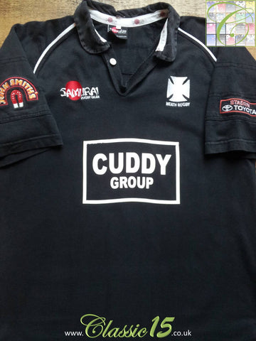 2002/03 Neath Home Rugby Shirt (M)