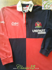 1999/00 Gloucester Leisure Rugby Shirt (L)