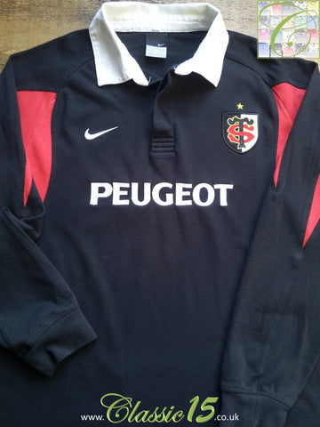 2005/06 Stade Toulouse Home Shirt (S)