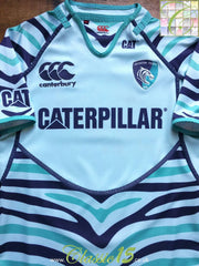 2012/13 Leicester Tigers Away Pro Shirt (S)