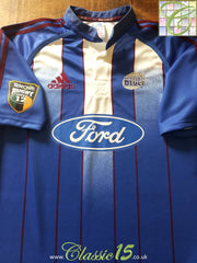 2000/01 Blues Home Super 12 Rugby Shirt (L)