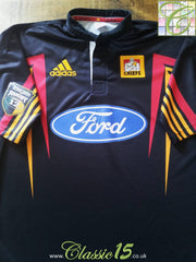 2000/01 Chiefs Home Super 12 Rugby Shirt (L)