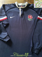 1999/00 England Away Rugby Shirt (XL)