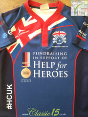 2013 Help For Heroes Challenge UK Rugby Shirt (S)