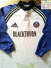 2000/01 Bath Away Rugby Shirt (L)