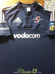 2008 Stormers Home Rugby Shirt (XL)