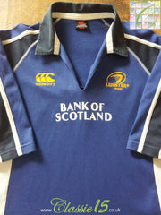 2005/06 Leinster Home Rugby Shirt (W)