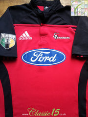 2003 Crusaders Home Super 12 Shirt (M)