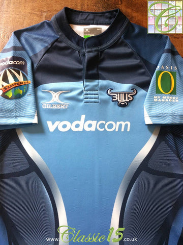 2010 Bulls Home Rugby Shirt (S)