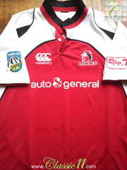 2008/09 Golden Lions Home Shirt (XL)