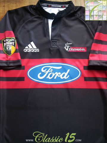 2000 Crusaders Home Shirt (S)