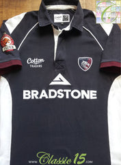 2007/08 Leicester Tigers Leisure Shirt (S)