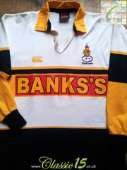 2000/01 Coventry Away Shirt (S)