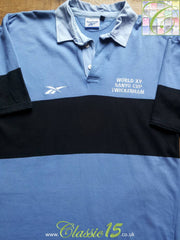 1997 World XV Sanyo Cup Shirt (L)