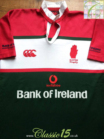 2002/03 Ulster Away Rugby Shirt (XL)