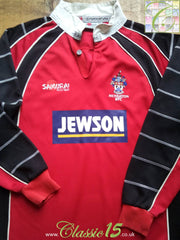 2005/06 Nuneaton Rugby Home Shirt (S)